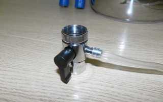 Виды и назначение переходника на кран для самогонного аппарата