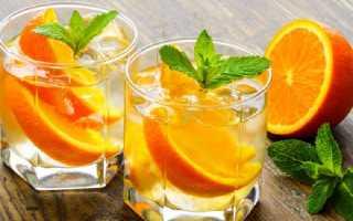 Рецепты настойки самогона на апельсиновой корке