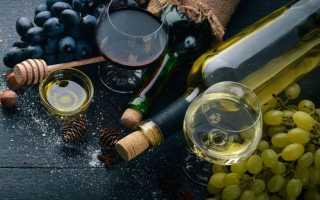 Рецепты виноградной настойки на самогоне