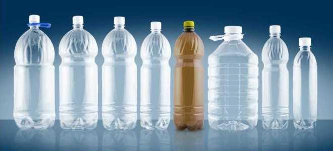 Возможность хранения самогона в пластиковой и стеклянной бутылке