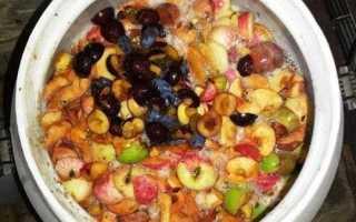 Метод отгабриэливания для фруктовой бражки