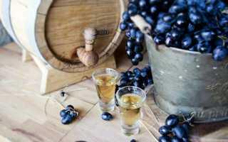 Приготовление браги из жмыха винограда в домашних условиях