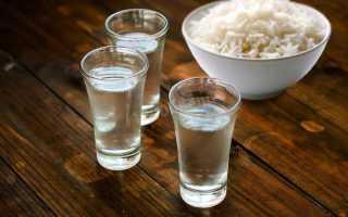 Важные моменты изготовления рисового самогона в домашних условиях
