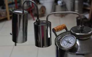 Принцип работы самогонного аппарата с двойной перегонкой