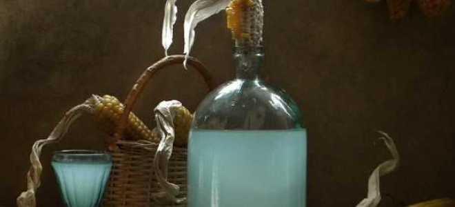 Рецепт кукурузного самогона в домашних условиях