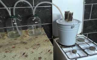 Как перегнать самогон в домашних условиях без аппарата