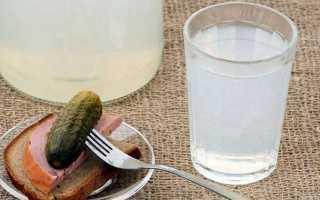 Что такое первак в самогоне и чем он отличается от водки