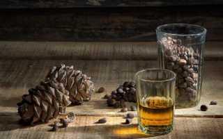 Приготовление самогона из кедрового ореха