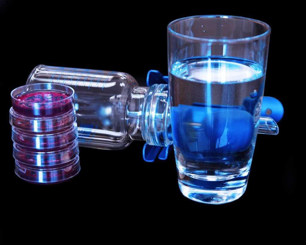 вода для разбавления