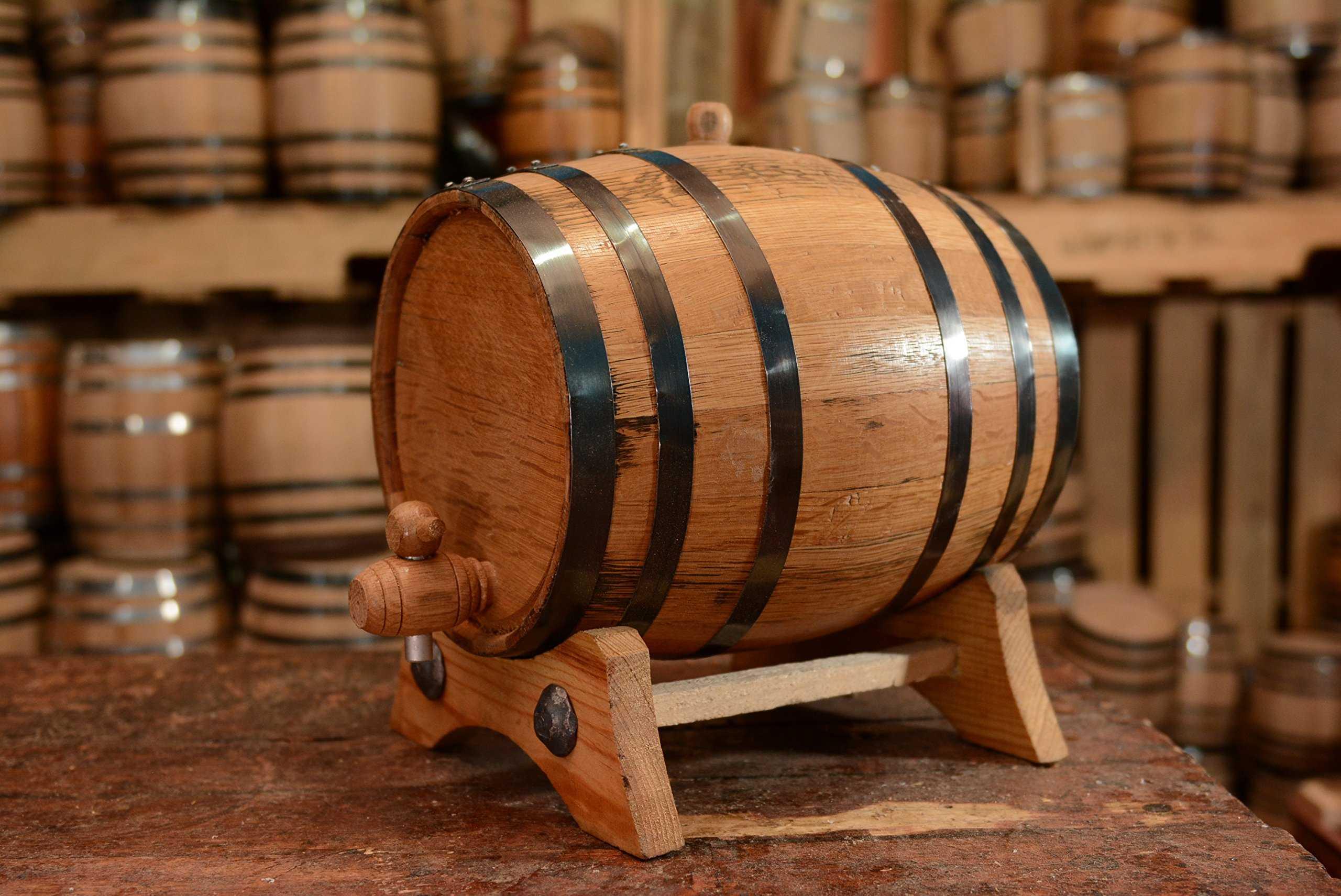 бочка для виски