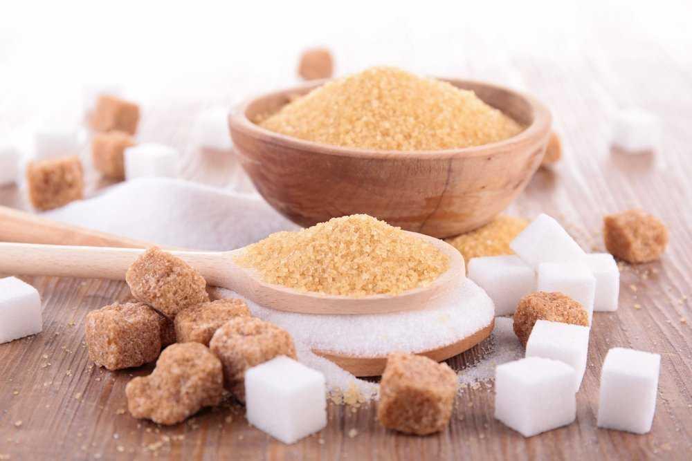 виды сахара
