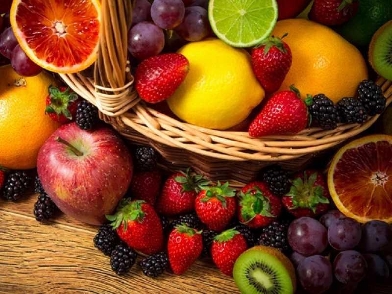 фруктовое сырье