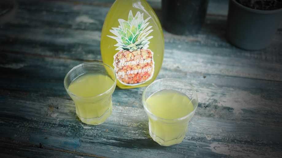 из ананаса