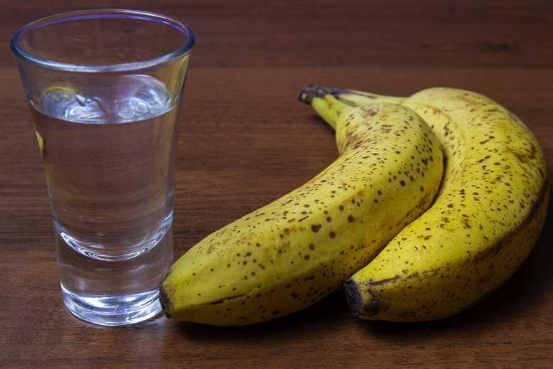 выбор бананов для браги