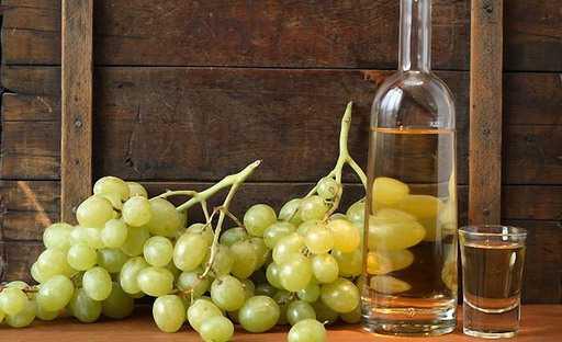 виноградная белая