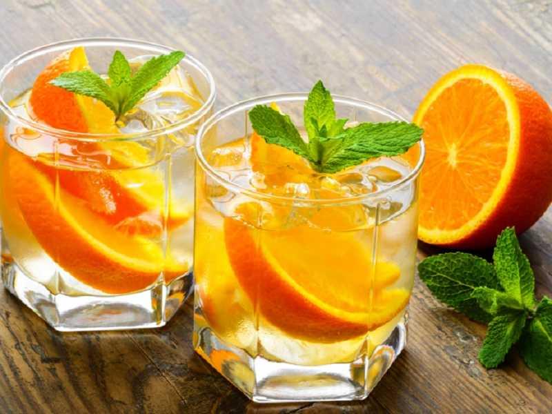 настойка на апельсиновых корках