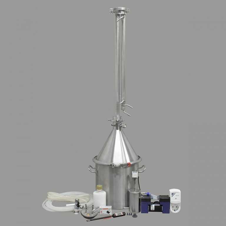 вакуумный самогонный аппарат