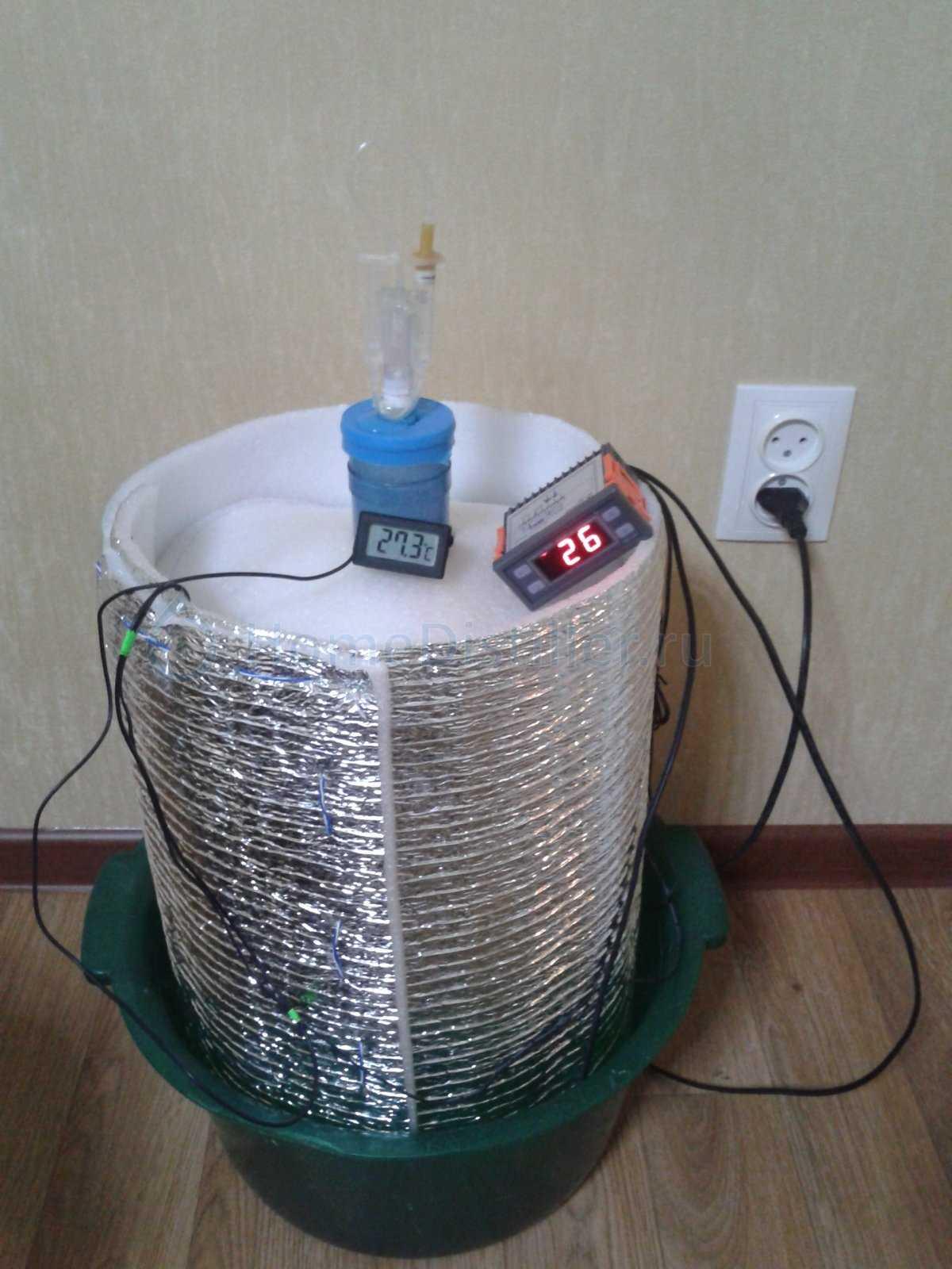 терморегулятор для браги