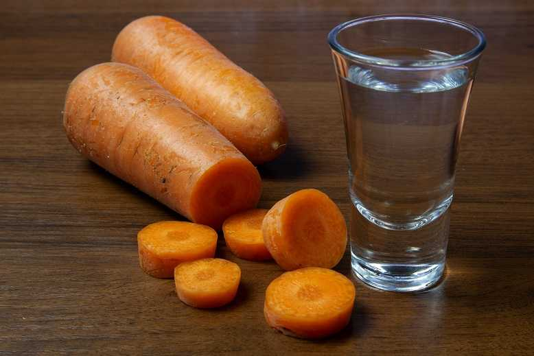 самогон из моркови
