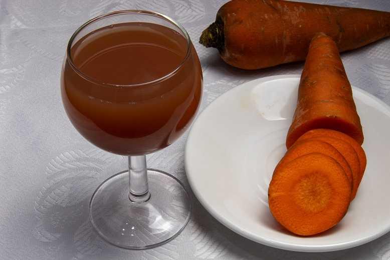 морковная настойка